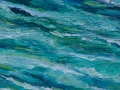 Ölbild Meer