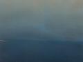 Holzschnitt Meer
