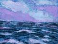 Atlantik 1, Acryl auf Leinwand, 80 cm x 100 cm, 2019