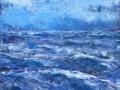 See, Acryl auf Leinwand, 80 cm x 80 cm, 2019