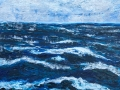 See, Acryl auf Leinwand, 100 cm x 80 cm, 2019