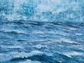 See, Acryl auf Leinwand, 100 cm x 100 cm, 2019