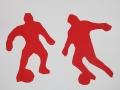 Zwei Spieler, 60 x 50, 2005