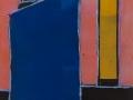 Dampfer und Hafenkran, 140 x 40, 2014