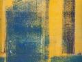 Dampfer und Hafenkran 2. 140 x 40, 2014