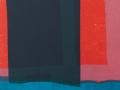 Dampfer und Hafenkran, 60 x 20, 2011