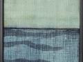 Ruhige See, 140 x 40, 2015