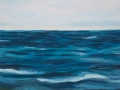 Dreiteiler Meer 1, 70 x 50, 2007
