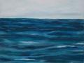 Dreiteiler Meer 3, 70 x 50, 2007
