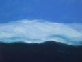 Sturmwelle, 90 x 70, 2010