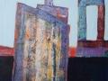 Dampfer, 100 x 80, 2009/2016