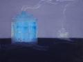 Zwei Dampfer,  100 x 80, 2009