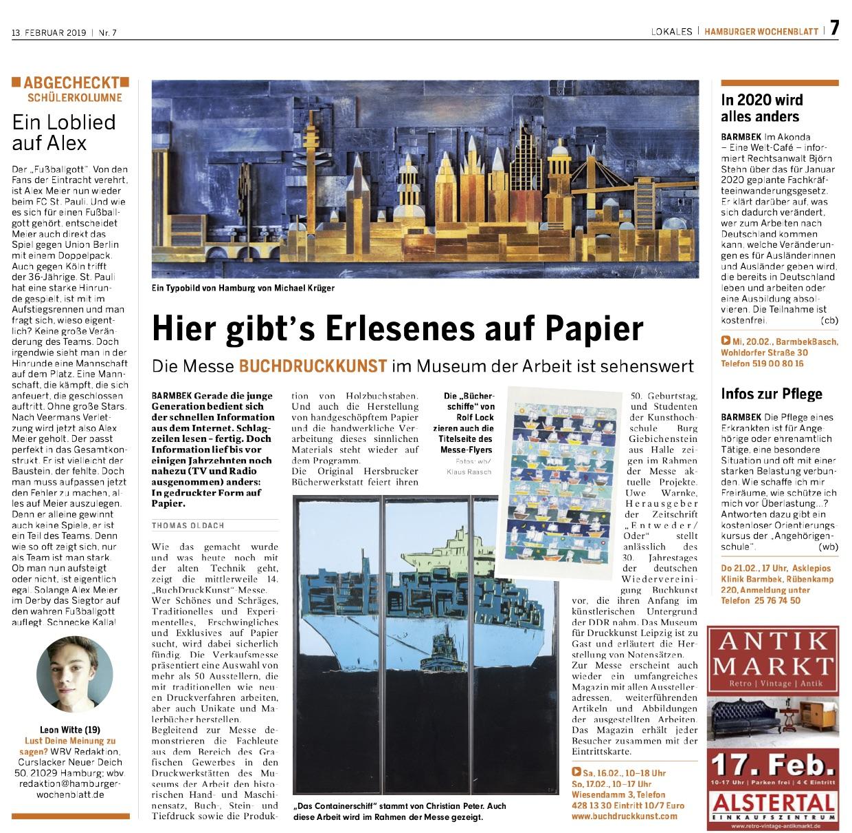 BDK 2019 Wochenblatt Barmbek 7